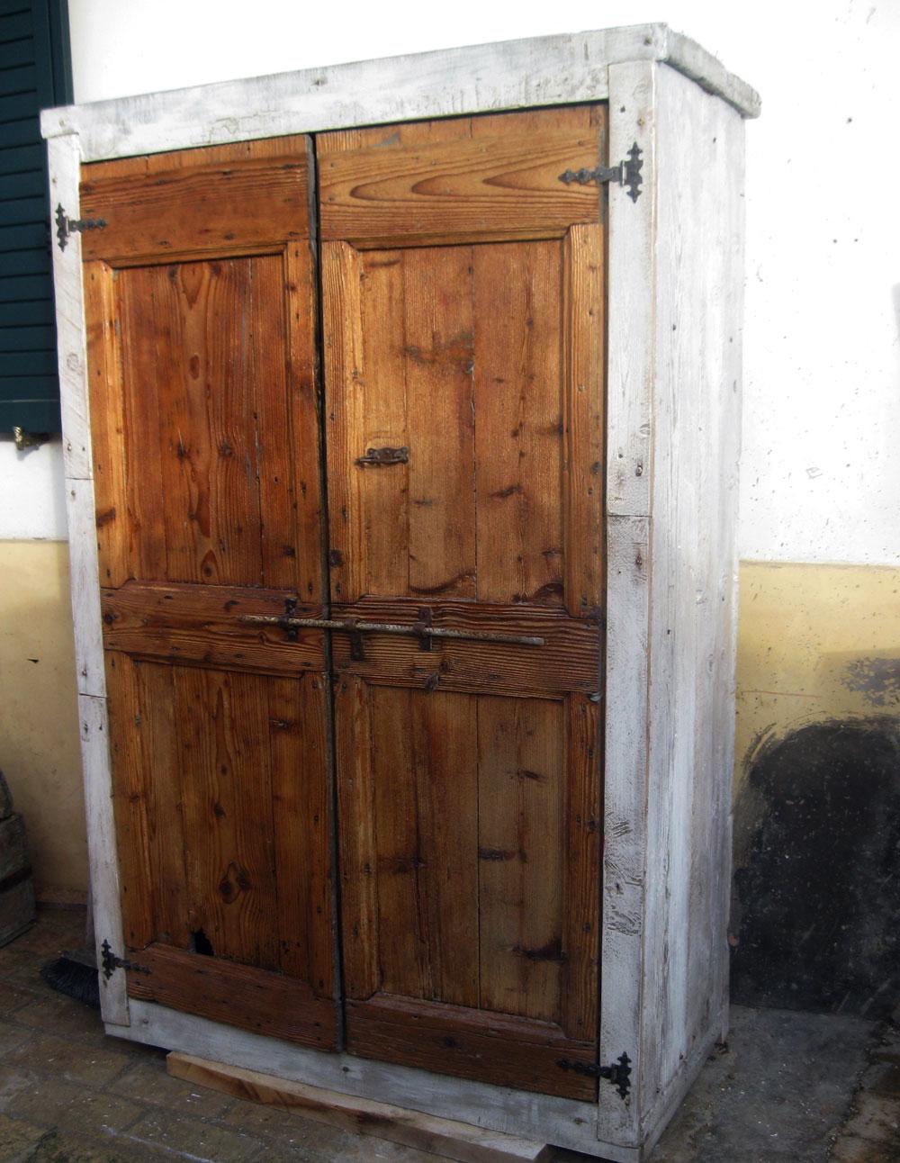 Artigianato per la casa in legno pietra e ferro a osimo - Ristrutturazione mobili legno ...